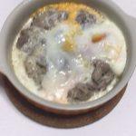 【MEC食】5分で出来るレンチン豚こまチーズたまごの作り方!鶏モモも?