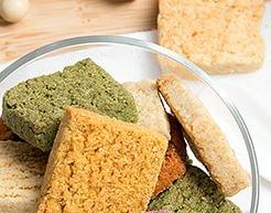 ダイエット中の間食、おやつに!激ウマ【豆乳おからクッキー】-アイキャッチ